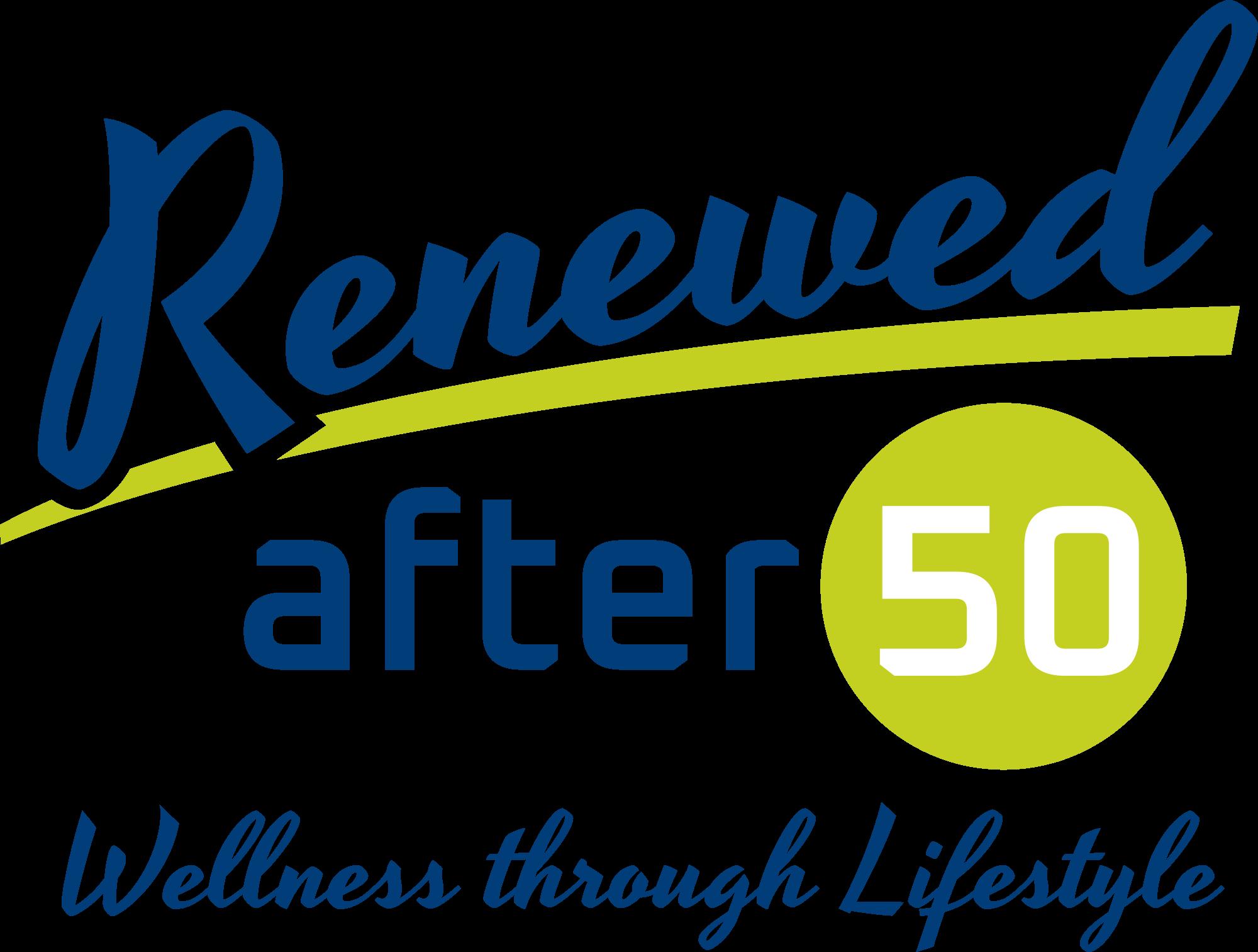 Renewed After 50